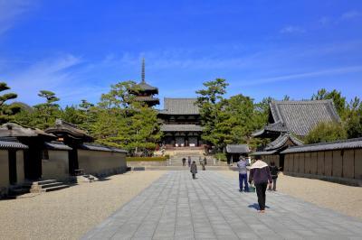 世界遺産(法隆寺)