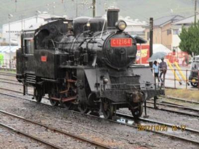 日帰りツアーで大井川鉄道に乗車してきました