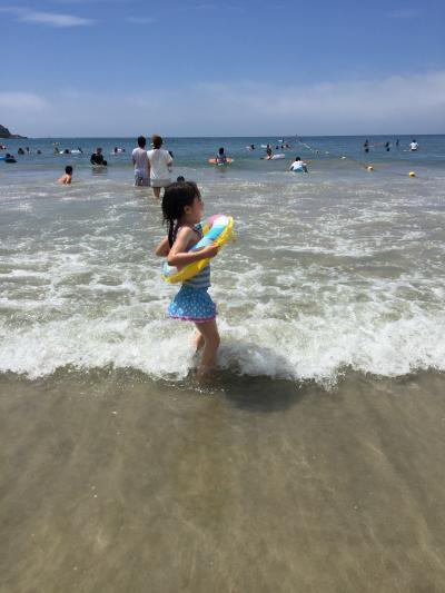 2017年8月6日 鵜原海水浴
