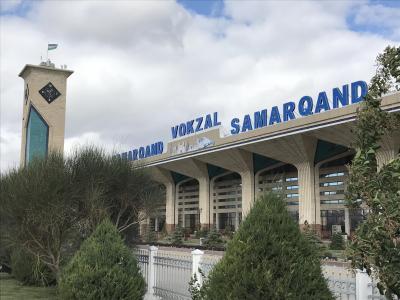 ウズベキスタンへ行ってきました!! まずはサマルカンドです!(1・2日目)