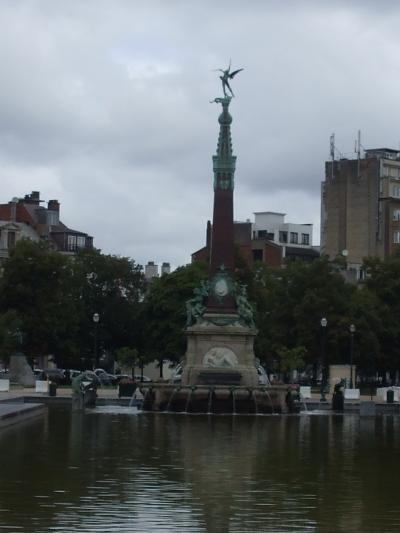 五★紅旗が潜む?街「ブリュッセル(ベルギー)」徘徊の三日目は・・・!