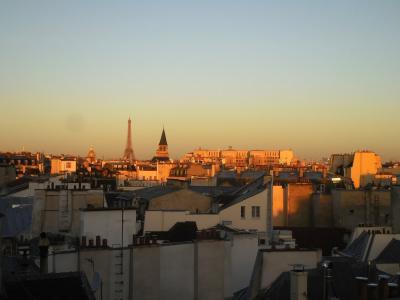 ソリちゃん、パリへお出かけ 2017年度編その二
