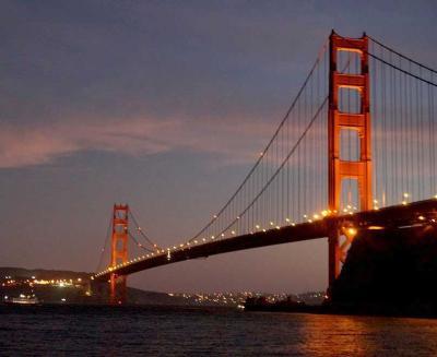 団塊夫婦の2017年アメリカ国立公園ドライブ旅行ー(15)イースタンシエラからサンフランシスコへ&帰国