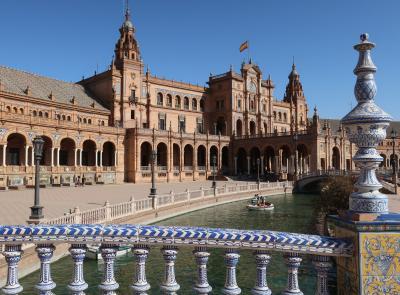 スペイン・ポルトガル 2カ国周遊の旅 【4】(セビリア)