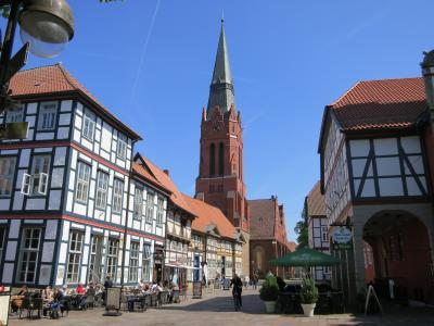 心の安らぎ旅行(2017年春 Nienburg ニーンブルク  Part2)