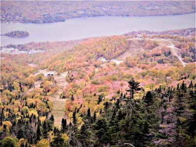 個人で行く秋のカナダ周遊 5.  ローレンシャン高原とモントリオール観光