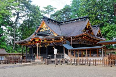仙台の国宝(大崎八幡宮)