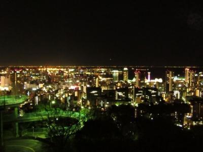 <京都・姫路・淡路島・神戸旅行4日目その7>~摩耶山でのハプニングと南京町ふたたび、そしてヴィーナスブリッジ~