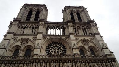パリ・世界遺産観光とおまけ(3日目その3)