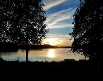 2017.8 22回目のフィンランド旅行6-2~3日目Salmelaさんのコテージに3泊,日本の家など