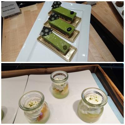 京都プチ散歩&ビルの谷間に気軽にラウンジを楽しむ!ヒルトン大阪クラブ1(アフタヌーンティ)