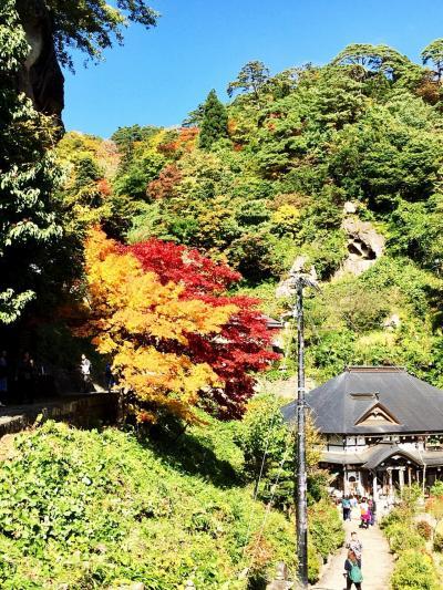 山寺と山形市内散策