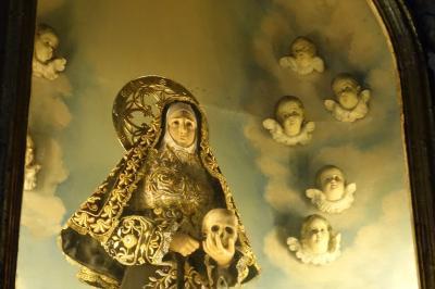 """駐在のついでに 【その61】フィリピン遠征(23・完)  マニラ半日観光の締めくくりは、""""San Augustin Church""""!"""
