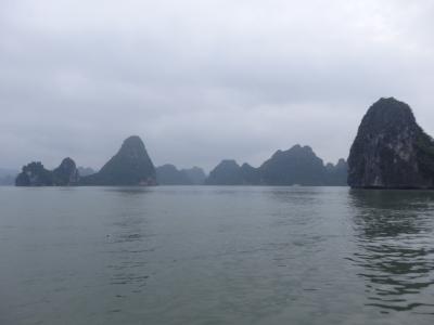 ■海外逃亡13■→ベトナム…4日目ハロン湾