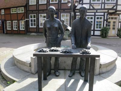 心の安らぎ旅行(2017年春 Nienburg ニーンブルク  Part4)