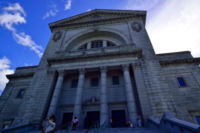 カナダ(9) モントリオール 聖ジョセフ礼拝堂