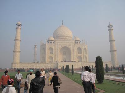 11月なのにホットなインドの旅