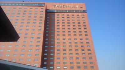 ソウル 『お久しぶりのソウル& SHILLA』