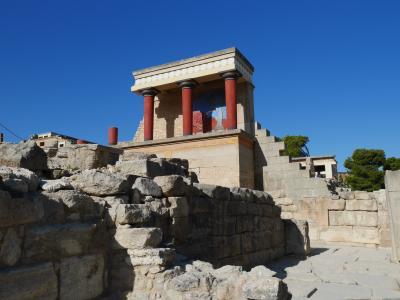 2度目のギリシャ、クレタ島とちょこっとアテネ (1)クレタ島、イラクリオン