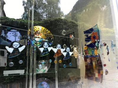 2017年 チロルでハイキングと街歩き 夫婦二人旅(6)ガラス細工の街 ラッテンベルクを訪ねる①まち歩き編