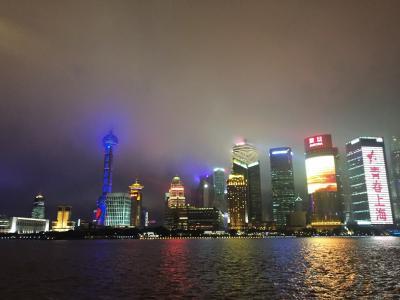 2泊3日 上海旅行