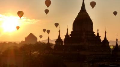 ミャンマー1人旅  3日目