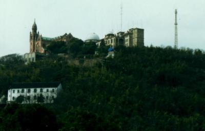 過去の旅を綴る編 2001年2月 上海郊外ショートトリップ 古い教会と天文台を訪ねる旅