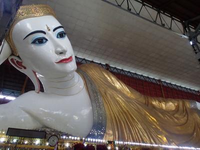 刺激を求めて:未知の世界 ミャンマー 【その2】大都会 ヤンゴン