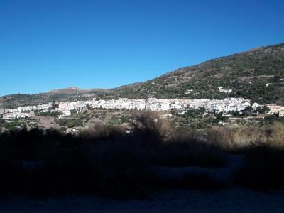 グラナダ再訪その4 アルプハラ地方観光