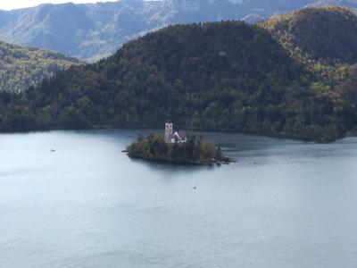 2017年 10月 スロベニアに行って来ました。Part 1 出国~ブレッド湖