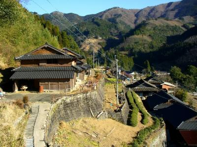 日本三大秘境・椎葉村と港町・美々津へ