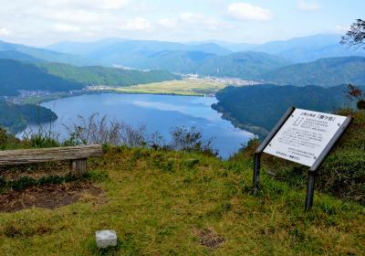 賤ヶ岳(421m) 古戦場を歩く
