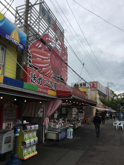 2017年10月 寺泊朝市、柏崎原発を見学してきました。