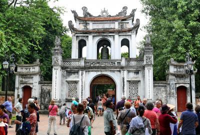 ベトナムの旅<5> ハノイ