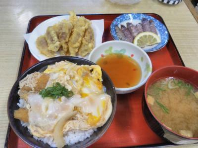 """たまには""""ベタ""""な郷土料理1708 「シャコ丼」   ~笠岡・岡山~"""