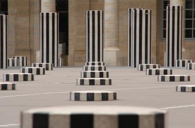 今更ながら憧れの初フランス旅【13】 -- ガッカリのパリ市庁舎と、意外なパレ・ロワイヤル、日本人としてのUNIQLOパリ・マレ店 --