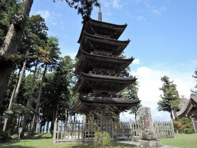 初めての佐渡島大自然と歴史を訪ねて5(3日目:妙宣寺・佐渡歴史伝説館)