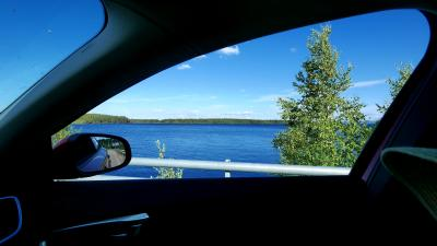 22回目のフィンランド旅行10-5日目ケミ湖のすばらしい景色