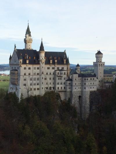 beeちゃんのドイツ周遊 一人旅 ①