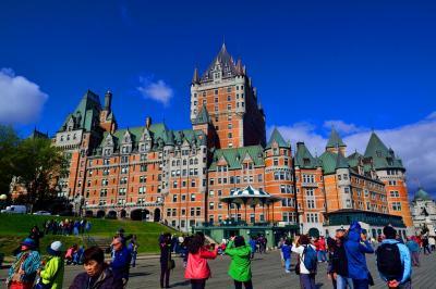 カナダ(12) ケベックシティ