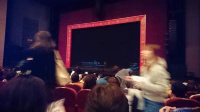 ビリーを梅田芸術劇場で楽しむ