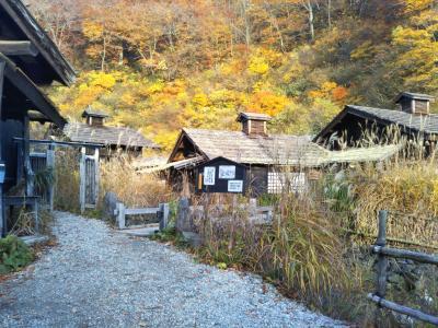 2017年 紅葉を迎えた角館・田沢湖・乳頭温泉の台風一過