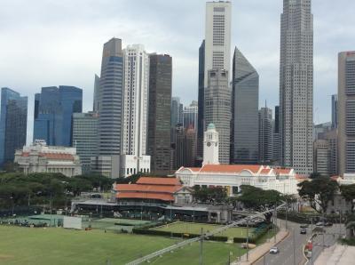 シンガポールの一日