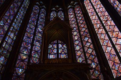 2017年9月 スイス・フランスの旅 パリ編⑬ コンシェルジュリー・聖サルピス教会