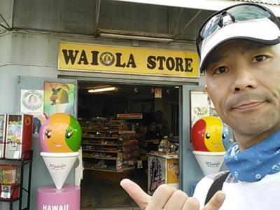 H28 お父ちゃん一人旅inHAWAII(5日目 ライオンコーヒー本社工場→ワイオラシェイブアイス)