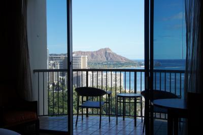 6年ぶりのハワイ3泊5日。初日 / Senia、Hilton Waikiki、Arancino at the Kahala 。