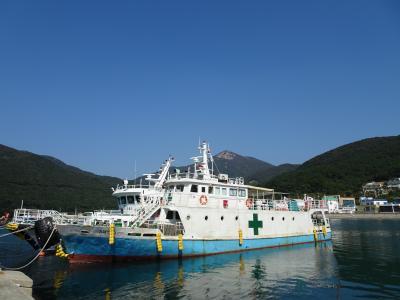 韓国ドラマ 病院船のロケ地を巡ってみた