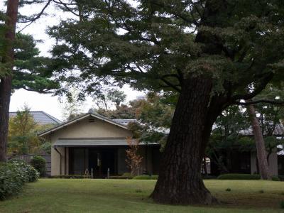 近衛文麿公爵邸「荻外荘」と大田黒公園を訪ねる