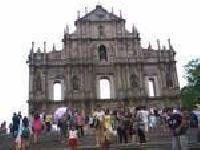②中国南岸の国と地域周遊の旅(マカオ編)