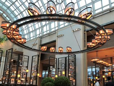 17年ぶりのシンガポール【7】 ホテル リッツカールトン内のコロニーのビュフェ(朝食と夕食)について